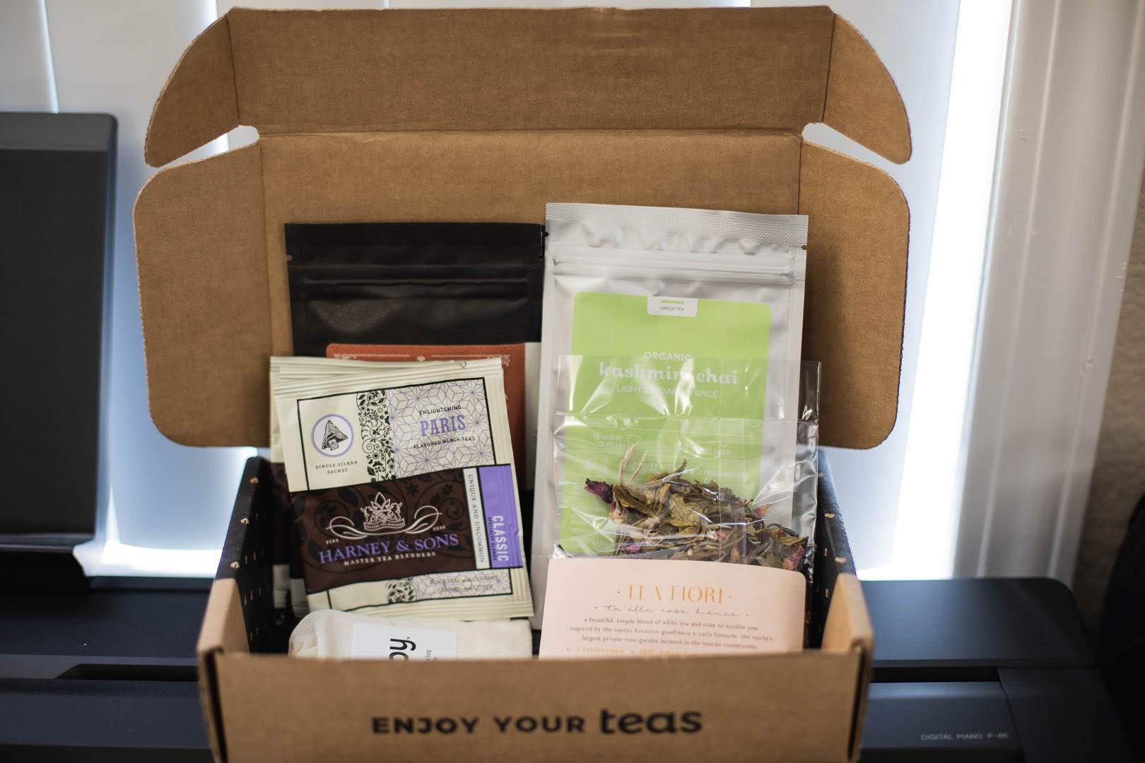 Sips By Tea Subscription Box - February Review